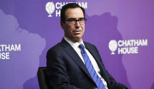 Ministar finansija SAD u Londonu: Trgovinski sporazum s Velikom Britanijom moguć ove godine 8