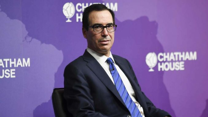 Ministar finansija SAD u Londonu: Trgovinski sporazum s Velikom Britanijom moguć ove godine 4
