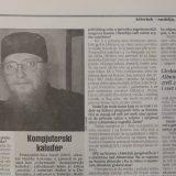 Sava Janjić pre 20 godina o nepostojanju rešenja za Kosovo 8