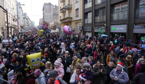 Ulica otvorenog srca okupila najmlađe pod sloganom Svim srcem za Beograd 3