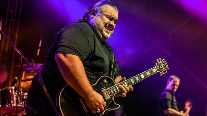 Prvi veliki samostalni koncert benda Texas Flood 28. februara u Domu omladine 1