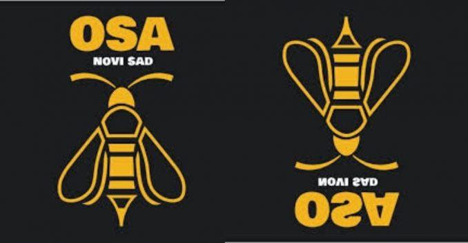 OSA traži odgovornost za ispisivanje fašističkih i nacističkih grafita po UNS 2