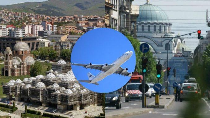 Podrška američkih ambasadora zbog leta Beograd-Priština 1