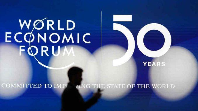 Antikapitalistička euforija u Davosu 1