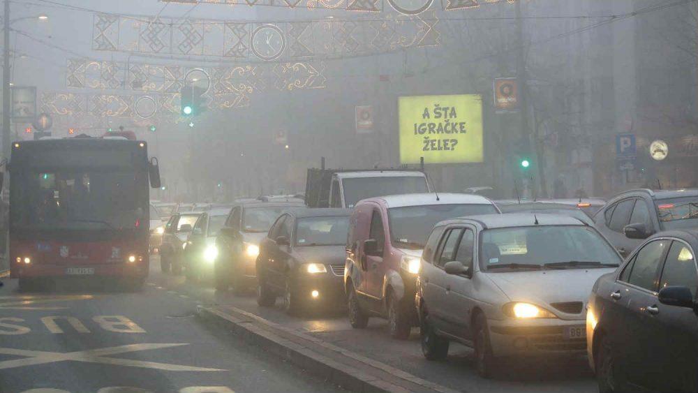 NALED: Svaki drugi automobil u Srbiji je ozbiljan zagađivač 1