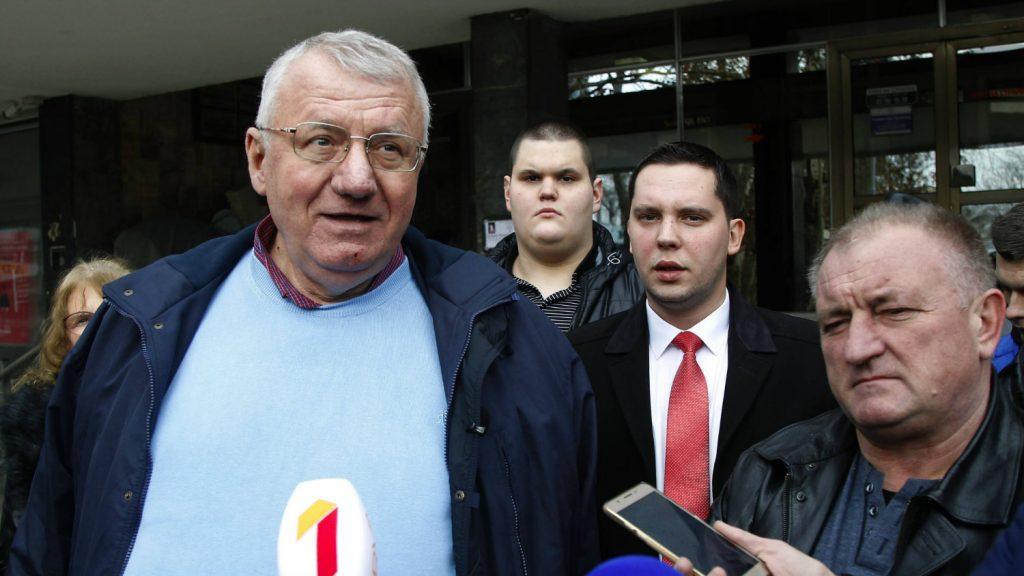 Nastavljeno suđenje Milutinu Jeličiću Jutki 2