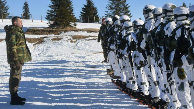 Vulin: Vojska spremna i za teške uslove 2