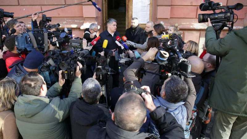 Zoran Milanović novi predsednik Hrvatske 2