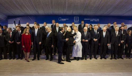 Desetine svetskih lidera na skupu protiv antisemitizma u Jerusalimu 4