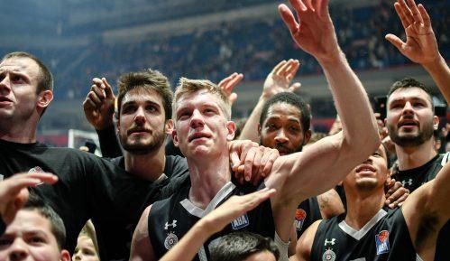 Košarkaši Partizana ubedljivo pobedili FMP 5
