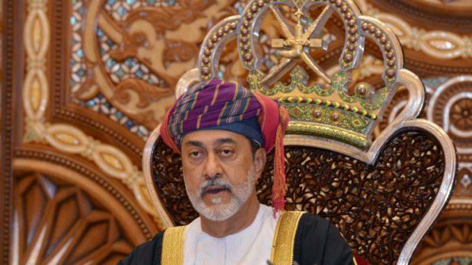 Novi vladar Omana obećao da će sledi mirovnu politiku sultana Kabusa 4