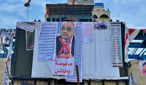 Irački šiitski vođa Moktada Sadr pozvao na demonstracije protiv američkog prisustva 7