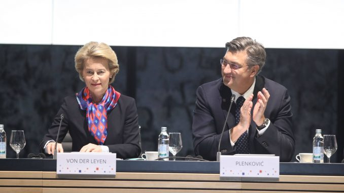 Fon der Lajen: Naredni meseci važni za odnose EU i Zapadnog Balkana 4