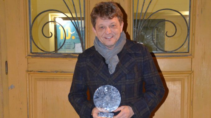 Bjelogrliću nagrada za doprinos evropskoj kinematografiji 1