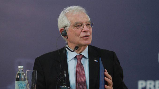 Borelj o imenovanju specijalnog izaslanika za Balkan u ponedeljak 3