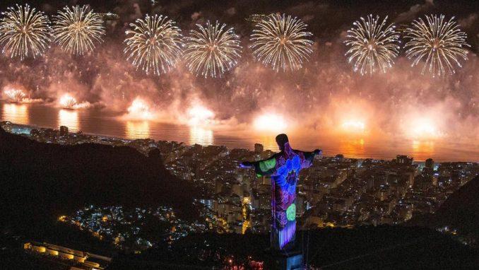 Kako su svetske prestonice dočekale 2020. godinu? (FOTO) 21