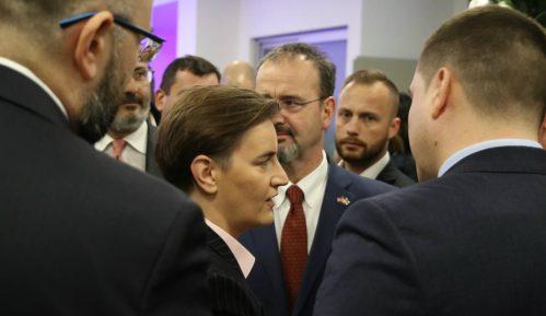 Brnabić: Vlada u ovom trenutku ne radi na izmenama izbornog cenzusa 10