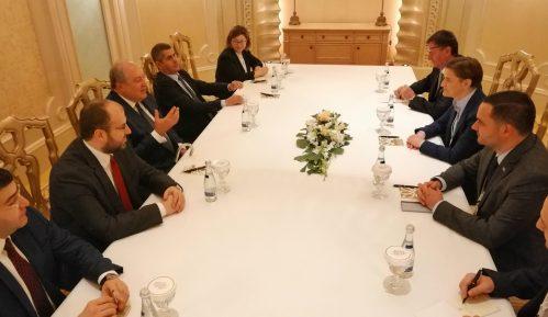 Brnabić s predsednikom Jermenije o saradnji u ekonomiji i obrazovanju 12