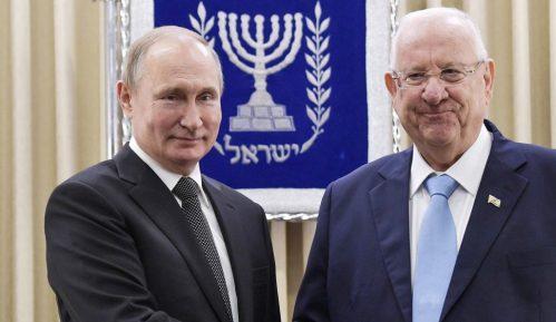 Izraelski i ruski zvaničnici otkrili u Jerusalimu spomenik žrtvama opsade Lenjingrada 8