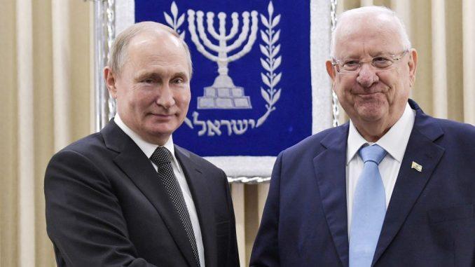 Izraelski i ruski zvaničnici otkrili u Jerusalimu spomenik žrtvama opsade Lenjingrada 3