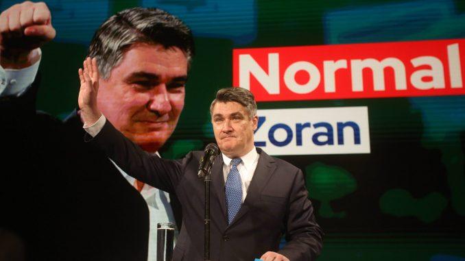 Novi predsednik – stare podele u Hrvatskoj 4