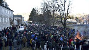 Badnji dan u Crnoj Gori u miru i bez incidenata 2