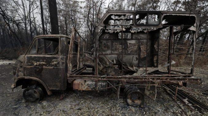 Više od 2.000 kuća uništeno u požarima u Australiji 2