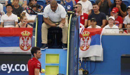 Srbija u polufinalu ATP kupa 8
