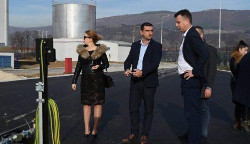 Gradska toplana u Pirotu počela probno korišćenje gasa 9