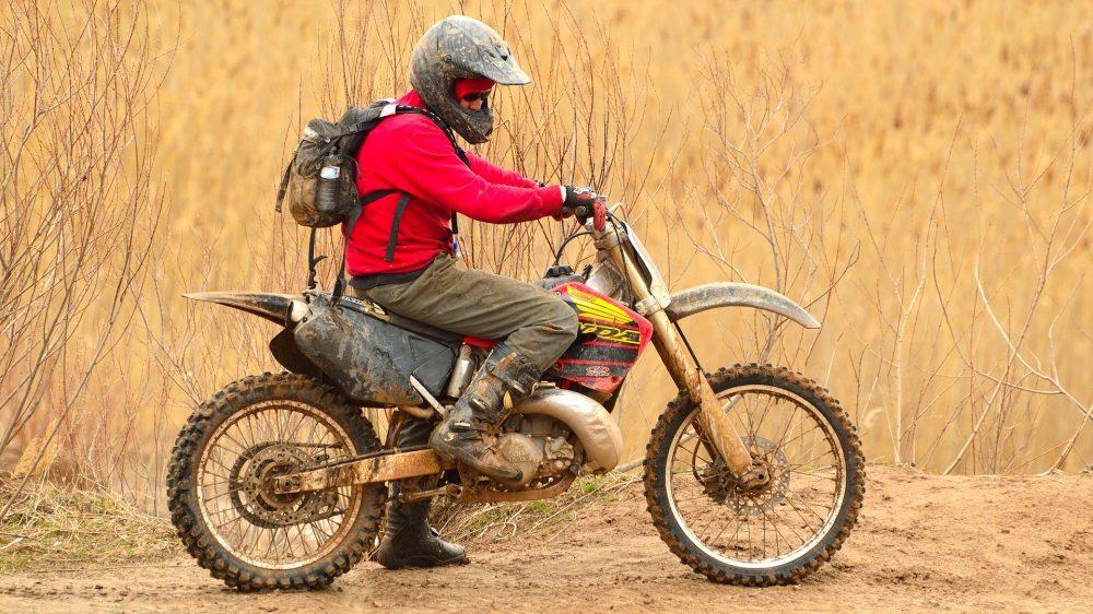 Kako uočiti veliku kilometražu kod polovnog motocikla? 2
