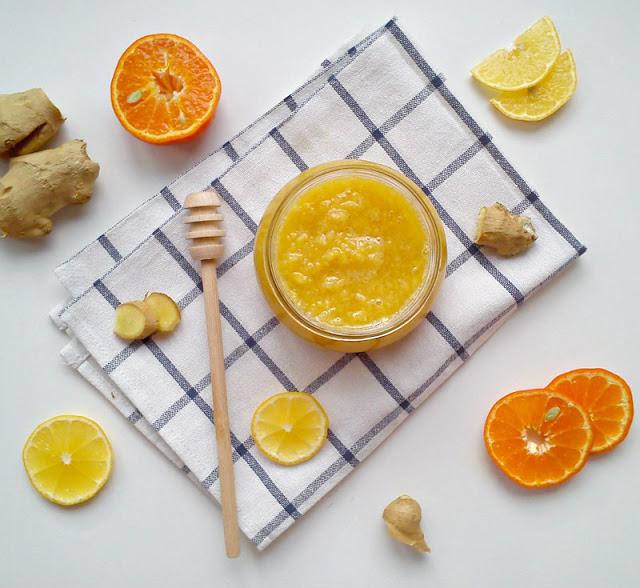 Recept nedelje: Đumbir, limun i med - vitaminska bomba 3