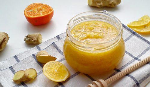 Recept nedelje: Đumbir, limun i med - vitaminska bomba 4