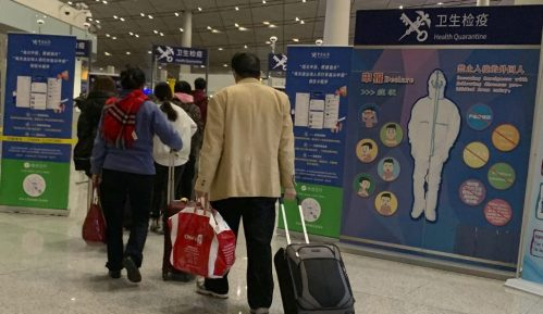 Provera zdravstvenog stanja zaposlenih u Ziđin Cooper Bor koji se vraćaju iz Kine 2