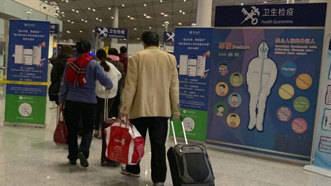 Evropska unija organizuje evakuaciju državljana iz Kine 1
