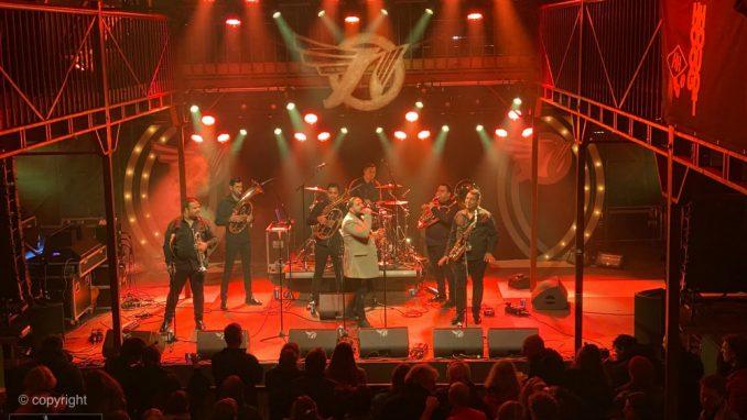 """Novim albumom """"Mastika"""" Marković oduševio publiku na festivalu Eurosonic 4"""