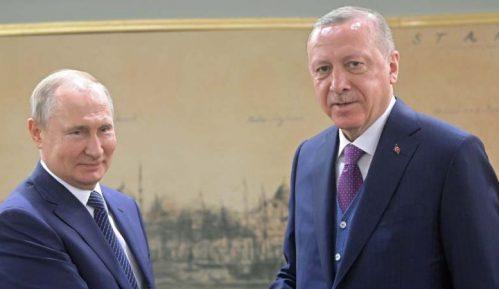 Erdogan i Putin pozivaju na deeskalaciju na Bliskom istoku i na primirje u Libiji 8