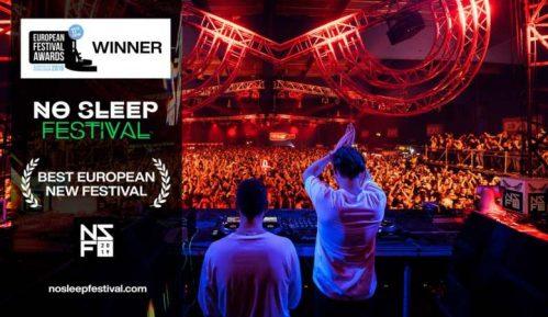 Egzitov 'No Sleep festival' proglašen za najbolji novi festival Evrope 1