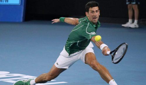 Novak Đoković u rekordnom osmom finalu Australije 11