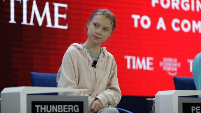 Greta Tunberg u Davosu: U praksi ništa nije urađeno za klimu 4
