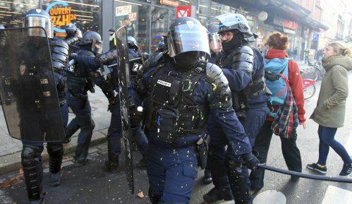 Nekoliko desetina hiljada Francuza na protestu protiv reforme penzija 5