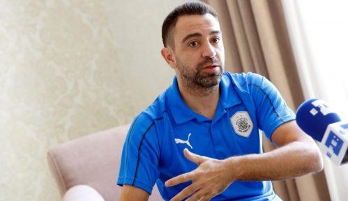 Ćavi: Još je rano da postanem trener Barselone 7