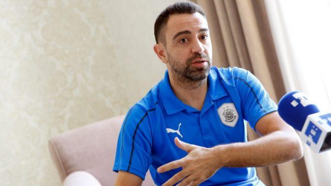 Ćavi: Još je rano da postanem trener Barselone 4