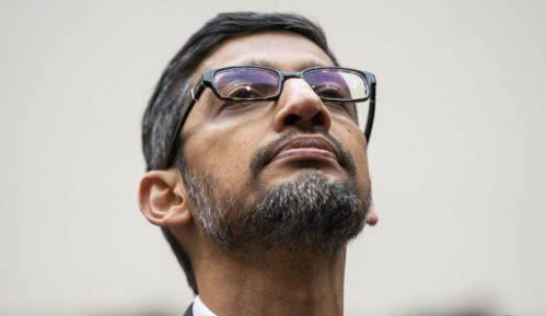 Šef 'Gugla' traži od EU 'uravnotežen pristup' regulisanju veštačke inteligencije 14