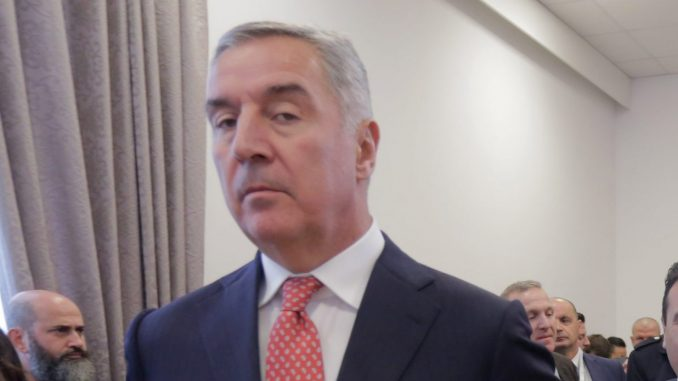 Đukanović: Protesti daleko od crnogorskog problema, ovo je rat između dva koncepta Zapadnog Balkana 4