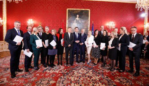Nova austrijska vlada položila zakletvu 9