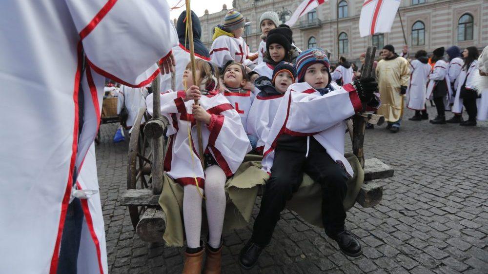 Kako je Božić proslavljen u svetu (FOTO) 8
