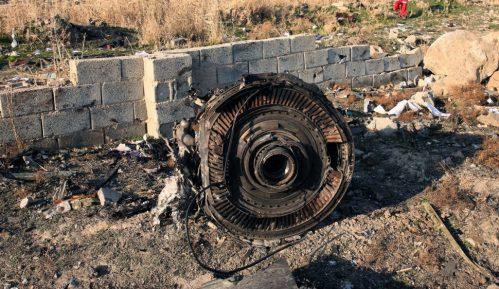 Iran priznao nenamerno obaranje ukrajinskog aviona 9