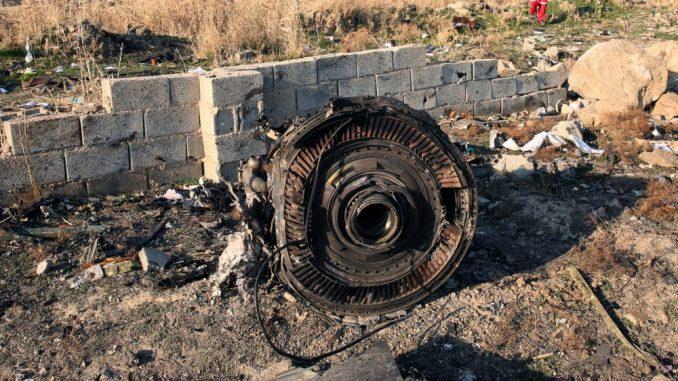 Iran priznao nenamerno obaranje ukrajinskog aviona 1