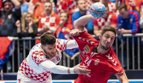 Hrvatska protiv Norveške u polufinalu, Slovenija na Španiju 14