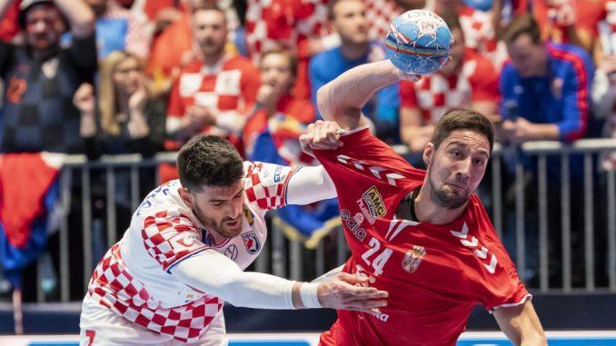 Hrvatska protiv Norveške u polufinalu, Slovenija na Španiju 4
